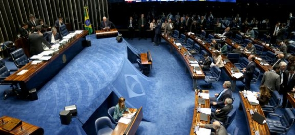 Aprovado reajustes do Judiciário e do MP